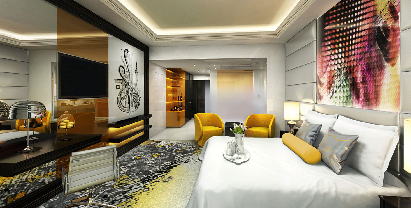 87 Hospitality Interior Design Firms In Dubai